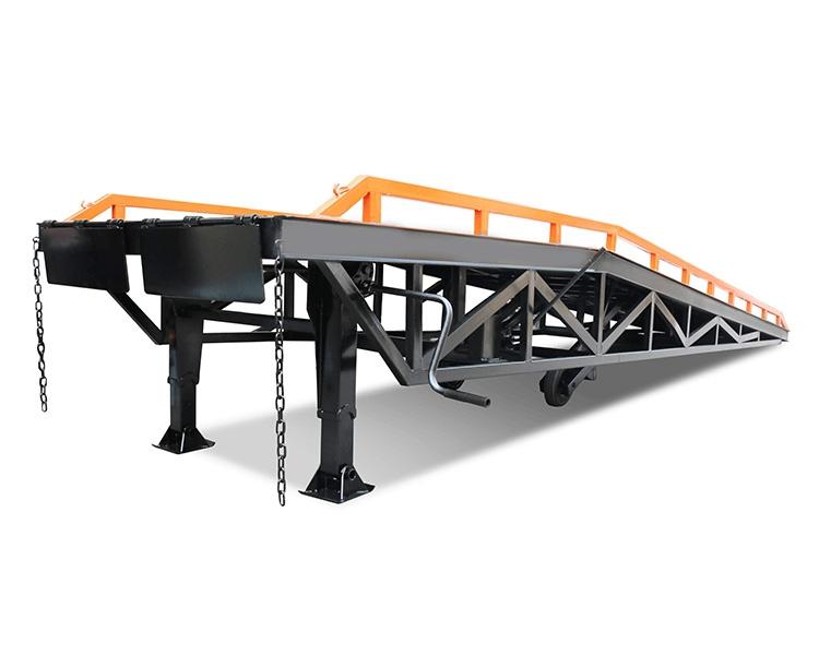 电动登车桥