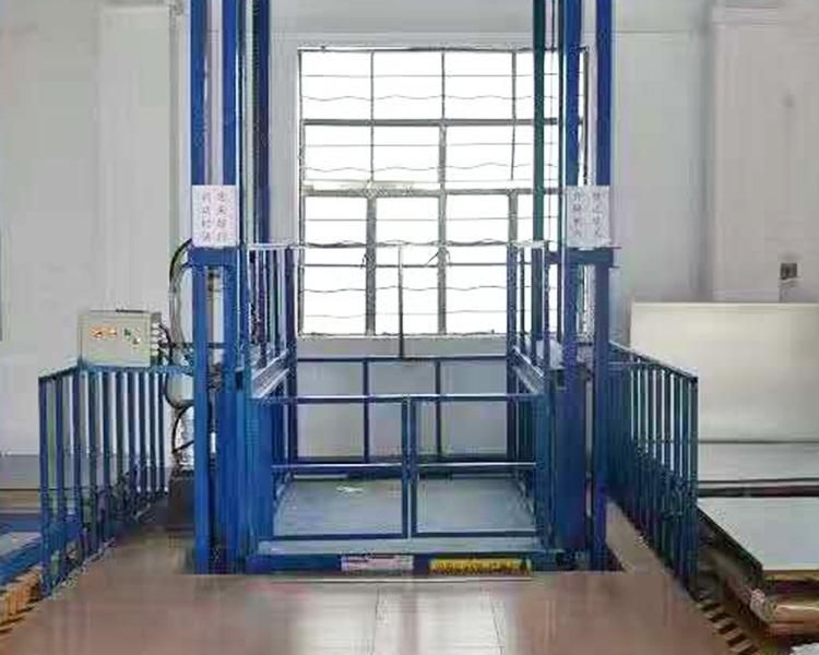 简易升降货梯