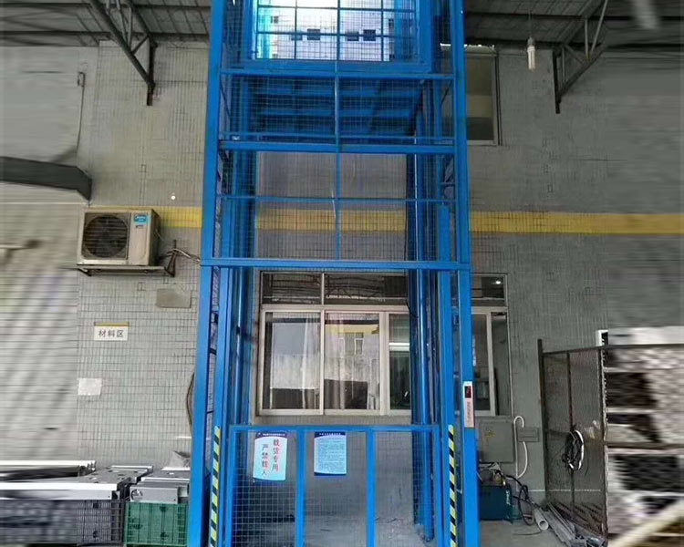 内蒙古工厂货梯