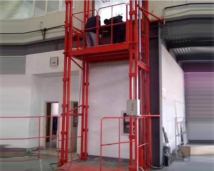 内蒙古货物电梯